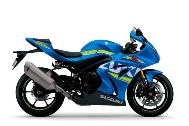 ★スズキ GSX-R1000コンセプトをEICMAで発表