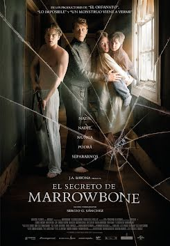 El secreto de Marrowbone - Marrowbone (2017)