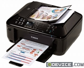 pic 1 - the way to download Canon PIXMA MG4150 printer driver