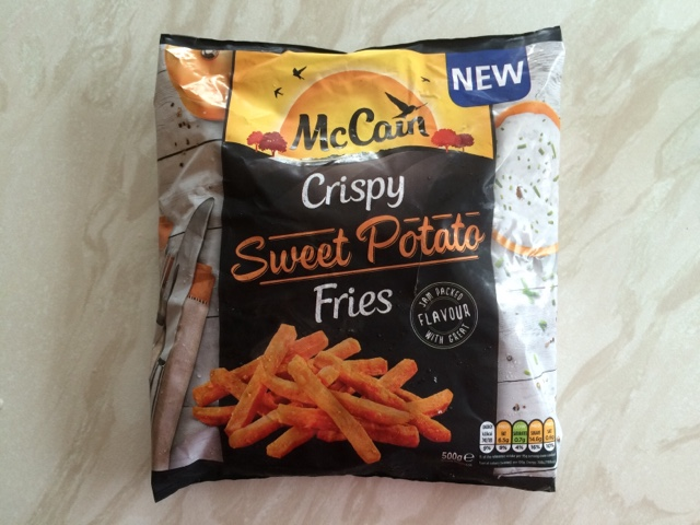 Reaching For Refreshment Review Mccain New Crispy Sweet
