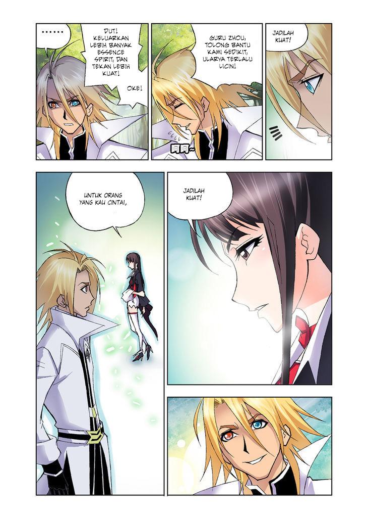 Baca Manga Soul Land Chapter 22 Komik Station