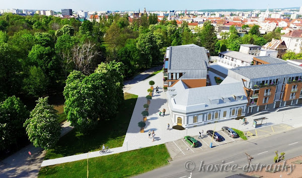 Rezidencia Mestský Park