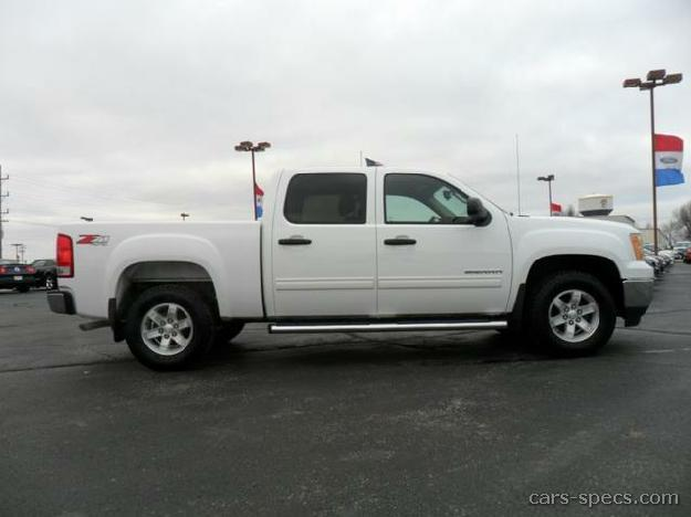 2011 gmc sierra 1500 crew cab specifications pictures prices. Black Bedroom Furniture Sets. Home Design Ideas