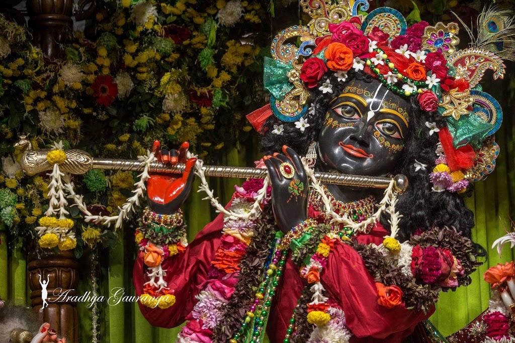 ISKCON Mayapur Deity Darshan 14 Jan 2017 (47)