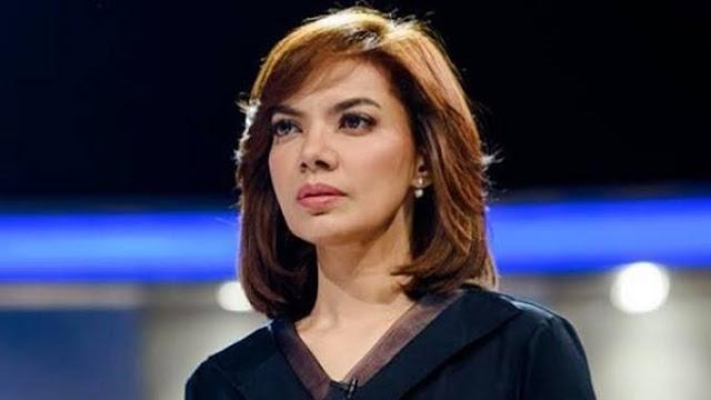 Foto: Najwa Shihab. Gerindra Bela Najwa Shihab Minta Anggota DPR Tak Seperti Cacing Kepanasan.