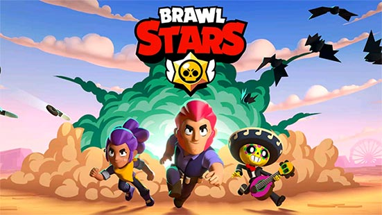لعبة Brawl Stars