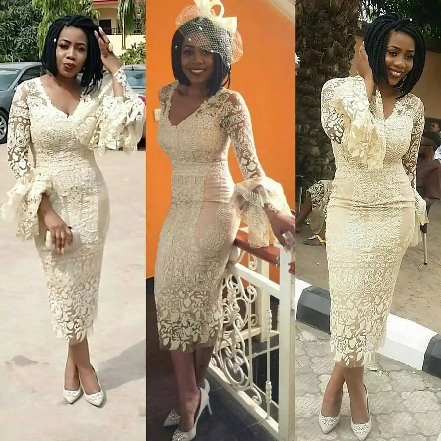 Latest Aso Ebi Styles Dresses For African Woman 6