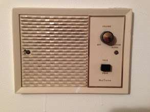 Photo: Now we are looking at one of the wall units. Each room has one of these.
