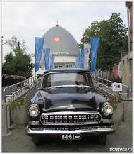 Служебный автомобиль Ю.А. Гагарина