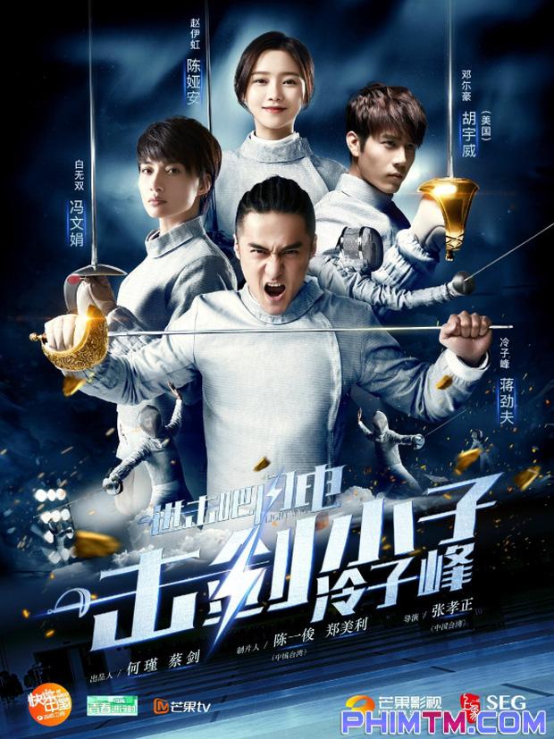 Màn ảnh Hoa Ngữ tháng 8: Dương Mịch rút lui, đối thủ rating của Địch Lệ Nhiệt Ba còn ai? - Ảnh 30.