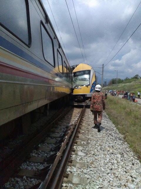 Kemalangan Keretapi Batang Kali 07/05/2016