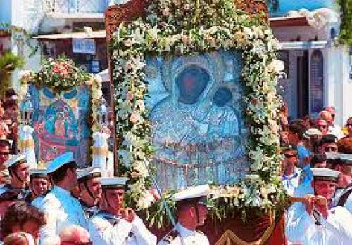 August The Month Of The Panagia - The Summer Pascha