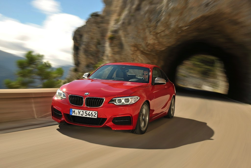 2015 BMW 2 Series 7586