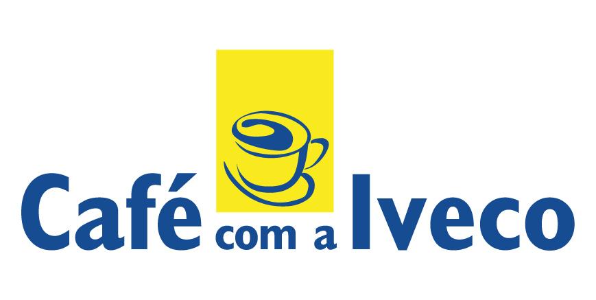 O Café com a Iveco começa amanhã LOGO