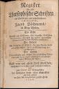 Register Uber Alle Theosophischen Schriften (1730,in German)