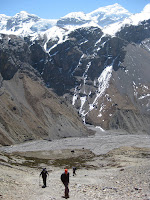 Day 8 - Ledar to High Camp