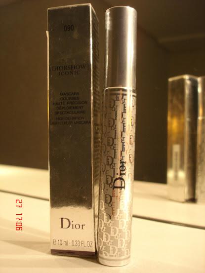 Máscara de Cílios Dior Iconic Show