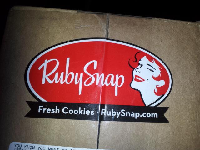 RubySnap shipment