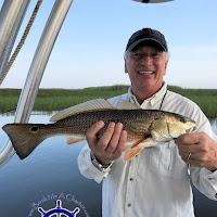 Jud with a slot RedFish 08-13-2018