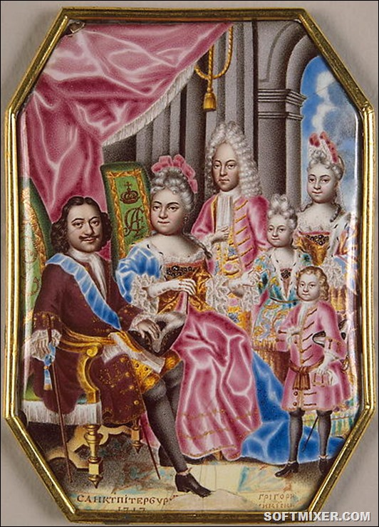 430px-Family_of_Peter_I_of_Russia_by_G.Muskiyskiy_(1716-7,_Hermitage)