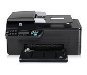 Instructions on download and install HP Officejet 4500 printer driver software