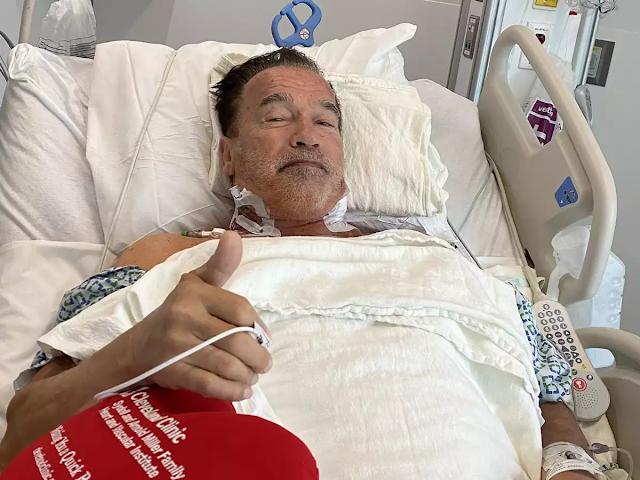Arnold Schwarzenegger: Στο νοσοκομείο ο γνωστός ηθοποιός – Τι συνέβη;