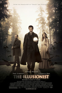 Ảo Thuật Gia - The Illusionist poster