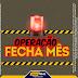 Operação Fecha Mês Center Móveis e Eletros, é pra encerrar os festejos juninos com chave de ouro.  Somente amanhã!