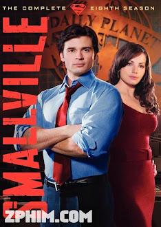 Thị Trấn Smallville 8 - Smallville Season 8 (2008) Poster