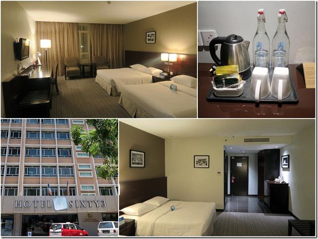 沙巴亞庇市區住宿-Hotel Sixty3 六三飯店 (54)