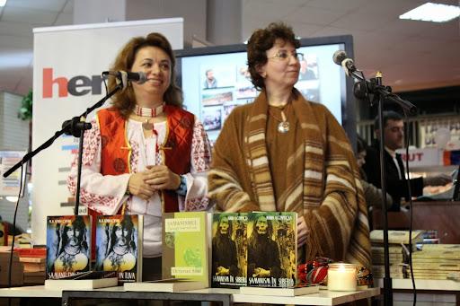 Lansarea colectiei SAMANISM - Gaudeamus Bucuresti 2013