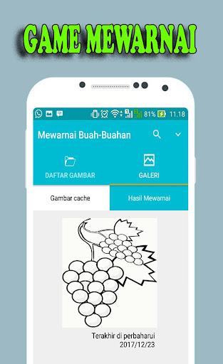 Download Game Mewarnai Buah Dan Sayuran Google Play Softwares