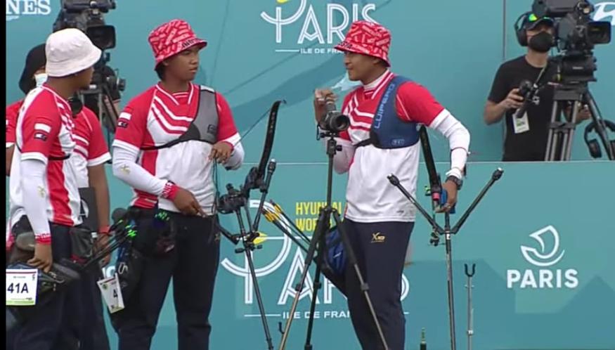 Taklukkan Ukraina, Indonesia Tambah Tiket Olimpiade Tokyo