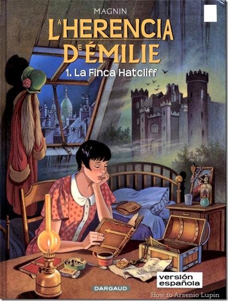 La Herencia de Emilia #1 (de 5) - página 1