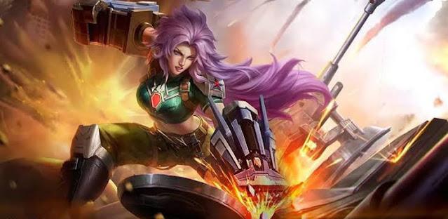 Hero Favorit Andalan Oura Gaming di Mobile Legends