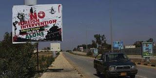 The Independant l'affirme ce vendredi : l'intervention britannique en Libye «a alimenté le terrorisme dans le monde»
