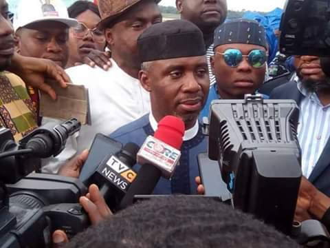 (Imo guber) uche nwosu becomes the flag bearer of Action alliance (AA) for 2019 election