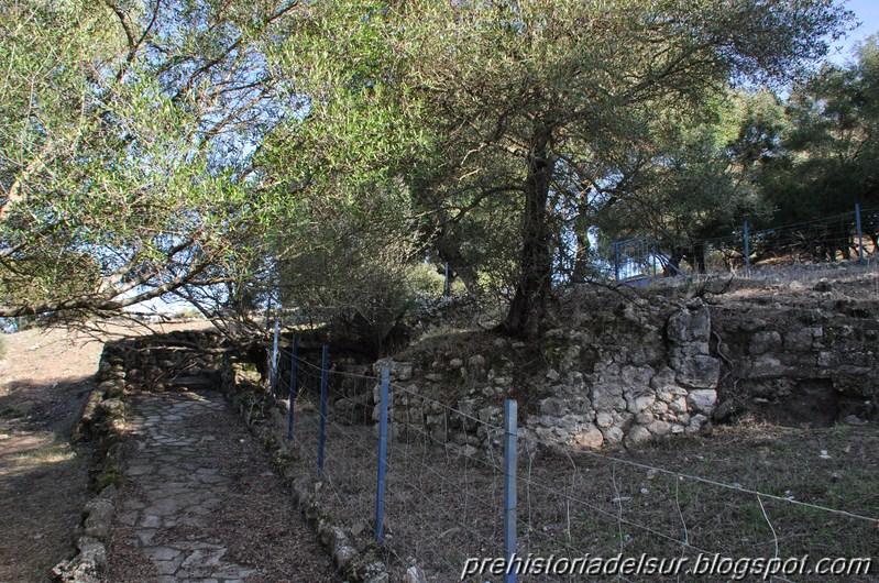 Ciudad romana de Sierra Aznar