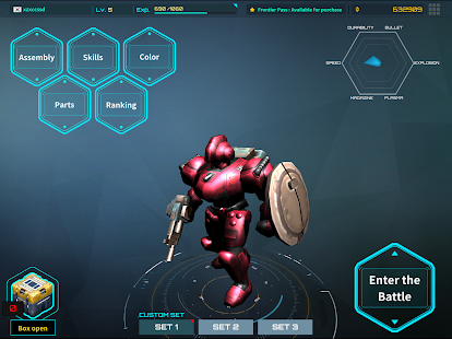 Armored Frontier for PC-Windows 7,8,10 and Mac apk screenshot 16