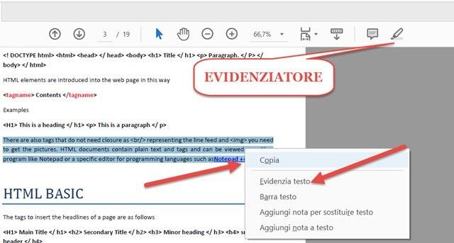 copiare-evidenziare-adobe-reader