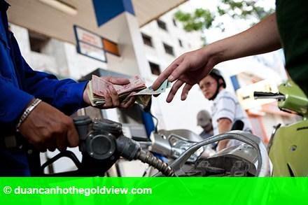 Hình 1: Giá xăng dầu sẽ tăng?