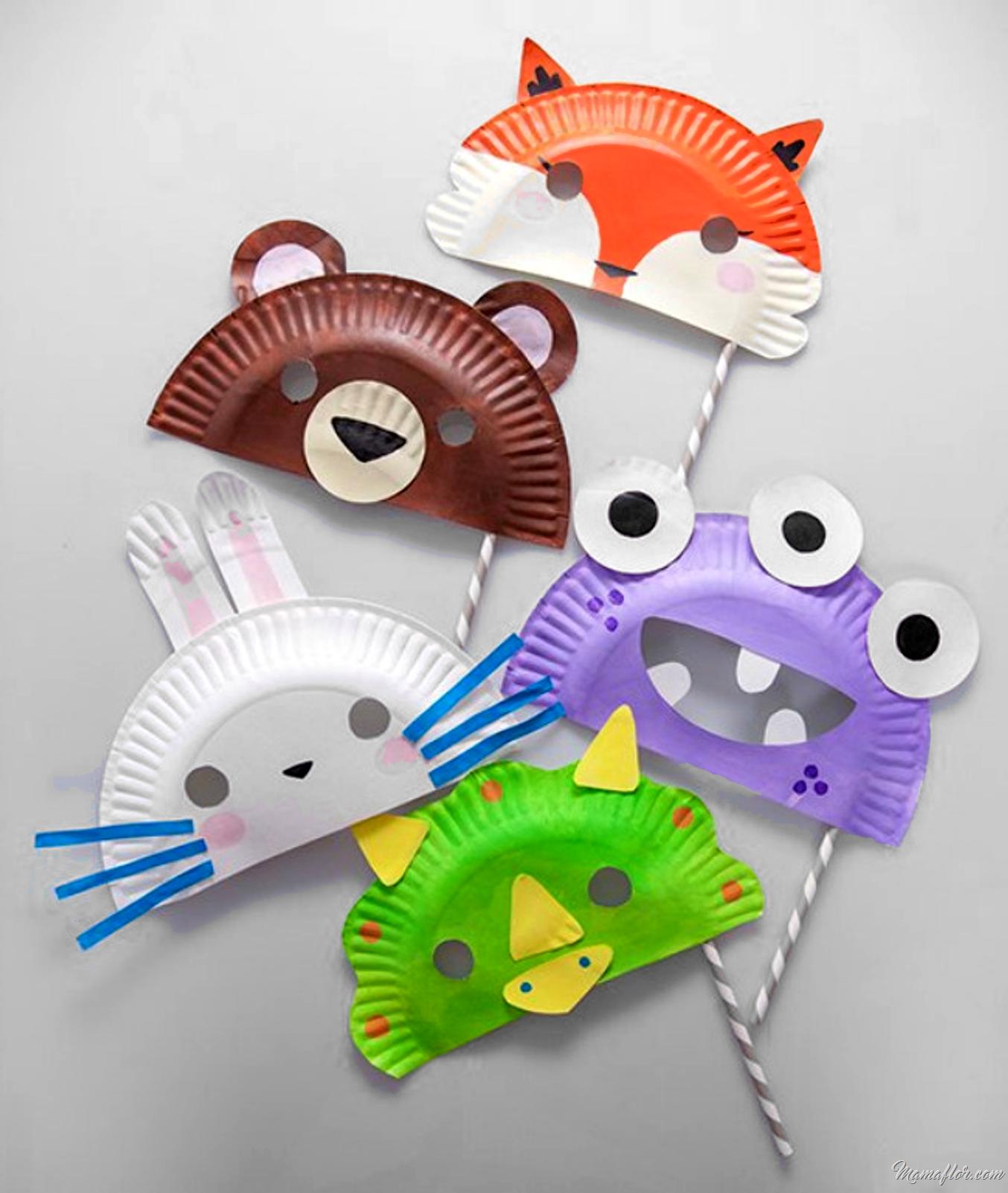 30 ideas para decorar con platos desechables - Manualidades de decoracion ...