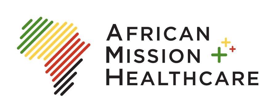African Mission Healthcare logo
