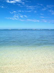 Pacific Ocean, Waikiki Beach
