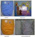 Popok bayi, Diapers dengan daya serap tinggi untuk bayi sehat