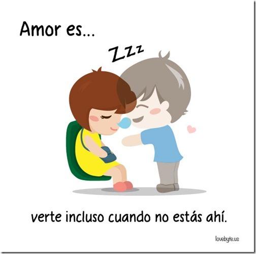 el amor es  (9)