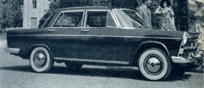Fiat 1960 1800