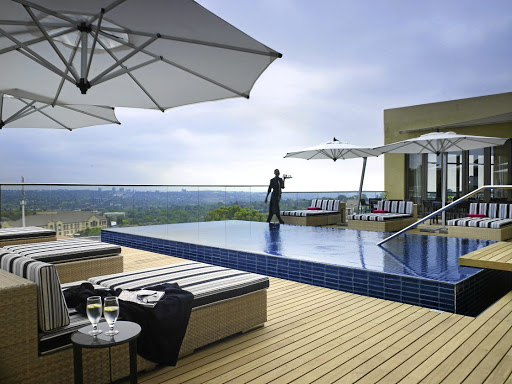 Southern Sun Hyde Park: A view to infinity. Picture: SUPPLIED