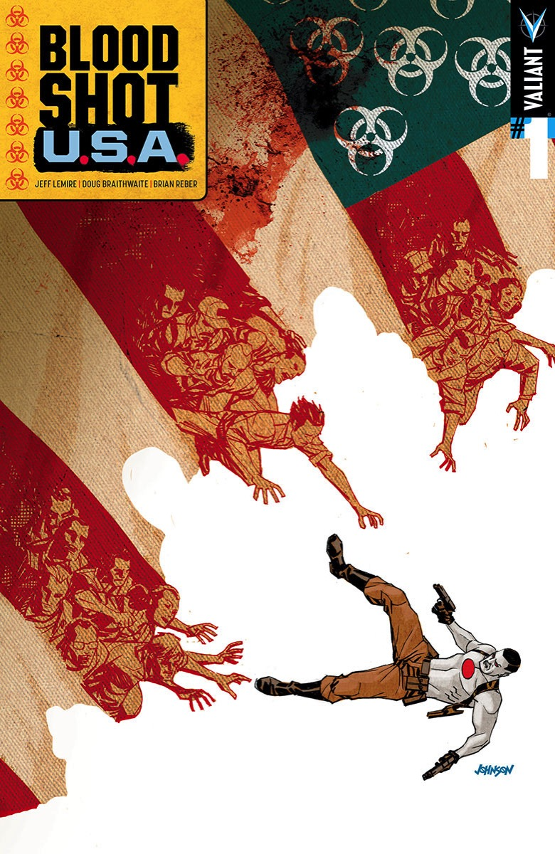 BSUSA 001 COVER C JOHNSON