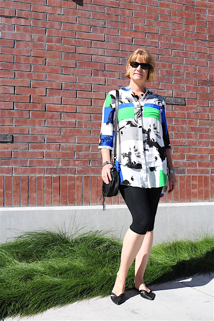 Multicolored Tunic 1